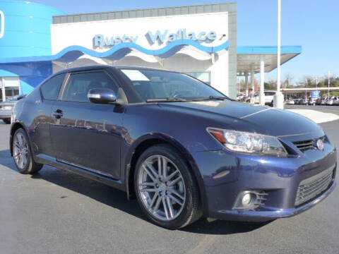 2011 Scion tC for sale at RUSTY WALLACE HONDA in Knoxville TN