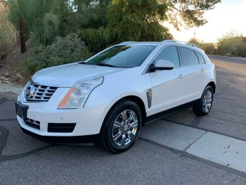 2014 Cadillac SRX for sale at BUY RIGHT AUTO SALES in Phoenix AZ