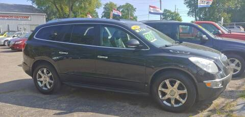 2009 Buick Enclave for sale at Superior Motors in Mount Morris MI