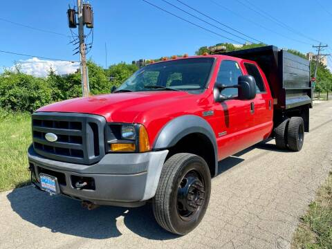2007 Ford F-450 Super Duty for sale at Siglers Auto Center in Skokie IL