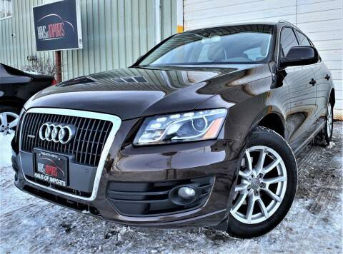 2011 Audi Q5 for sale at Haus of Imports in Lemont IL