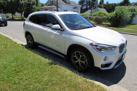 2016 BMW X1 for sale at First Choice Automobile in Uniondale NY