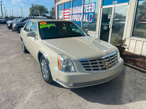 2010 Cadillac DTS for sale at Lee Auto Group Tampa in Tampa FL