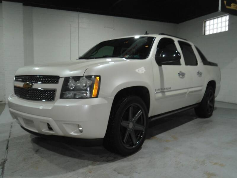 2008 Chevrolet Avalanche for sale at Ohio Motor Cars in Parma OH