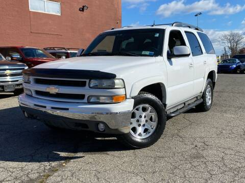 2003 Chevrolet Tahoe for sale at JMAC IMPORT AND EXPORT STORAGE WAREHOUSE in Bloomfield NJ
