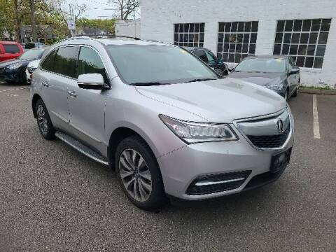 2014 Acura MDX for sale at BETTER BUYS AUTO INC in East Windsor CT