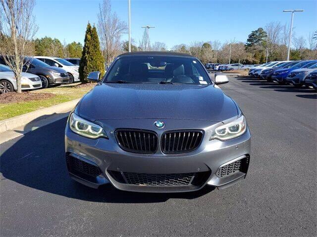 2015 BMW 2 Series for sale at Lou Sobh Kia in Cumming GA