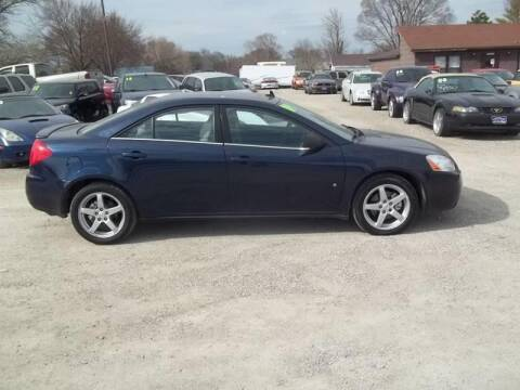 2008 Pontiac G6 for sale at BRETT SPAULDING SALES in Onawa IA
