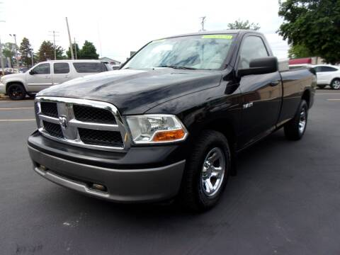 2009 Dodge Ram Pickup 1500 for sale at Ideal Auto Sales, Inc. in Waukesha WI