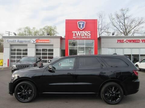 2017 Dodge Durango for sale at Twins Auto Sales Inc in Detroit MI