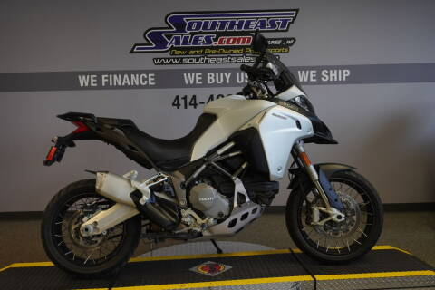 2016 Ducati Multistrada 1200 Enduro Star W for sale at Southeast Sales Powersports in Milwaukee WI