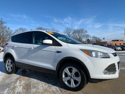 2013 Ford Escape for sale at Victory Motors in Waterloo IA