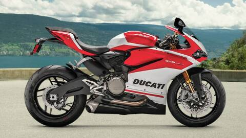 2019 Ducati Superbike 959 Pingale Corse for sale at Peninsula Motor Vehicle Group in Oakville Ontario NY