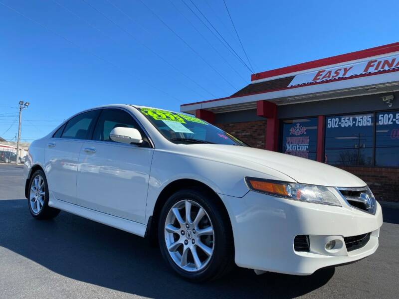 2007 Acura TSX for sale at Premium Motors in Louisville KY