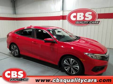 2017 Honda Civic for sale at CBS Quality Cars in Durham NC