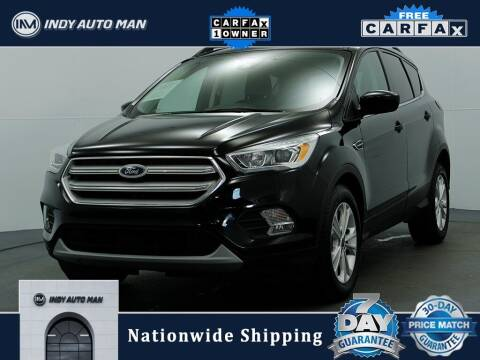 2019 Ford Escape for sale at INDY AUTO MAN in Indianapolis IN