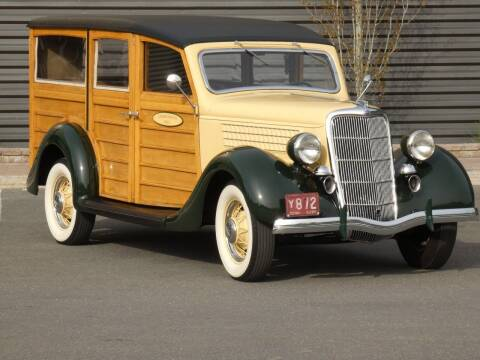 1935 Ford V8 Woody for sale at Sun Valley Auto Sales in Hailey ID
