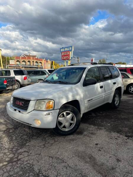 2002 GMC Envoy for sale at Big Bills in Milwaukee WI