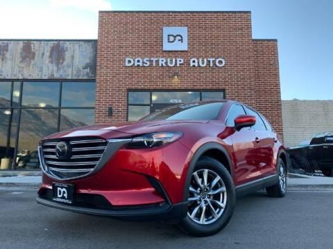 2018 Mazda CX-9 for sale at Dastrup Auto in Lindon UT