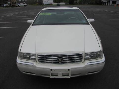 1998 Cadillac Eldorado for sale at Iron Horse Auto Sales in Sewell NJ