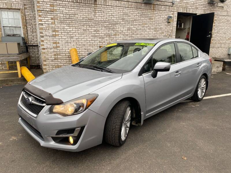 2015 Subaru Impreza for sale at East Windsor Auto in East Windsor CT