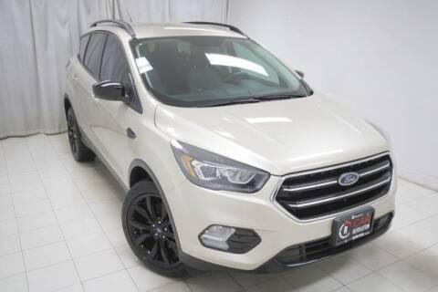 2017 Ford Escape for sale at EMG AUTO SALES in Avenel NJ