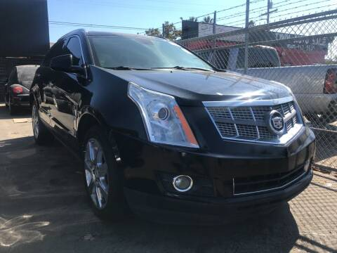2010 Cadillac SRX for sale at BMT Auto Sales in Fresno nul