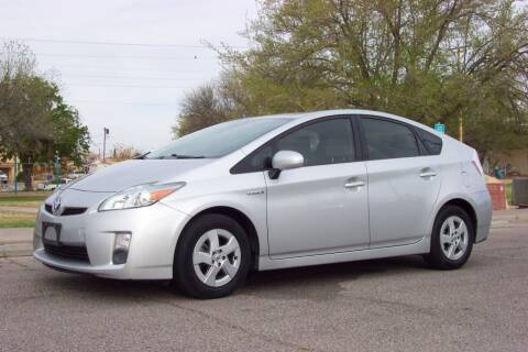 2010 Toyota Prius for sale at Park N Sell Express in Las Cruces NM