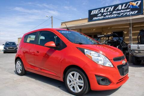 2015 Chevrolet Spark for sale at Beach Auto and RV Sales in Lake Havasu City AZ