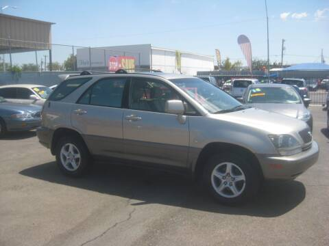 2000 Lexus RX 300 for sale at Town and Country Motors - 1702 East Van Buren Street in Phoenix AZ