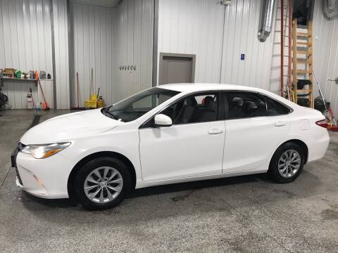2017 Toyota Camry for sale at Efkamp Auto Sales LLC in Des Moines IA