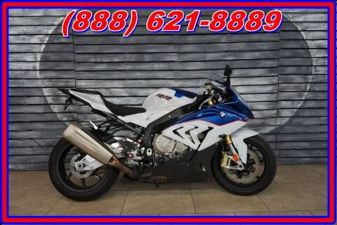 2015 BMW S1000RR for sale at AZMotomania.com in Mesa AZ