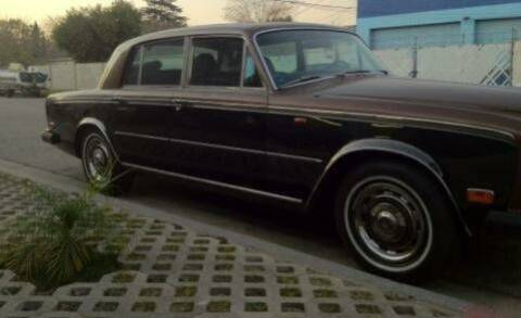 1976 Rolls-Royce Silver Shadow for sale at Haggle Me Classics in Hobart IN