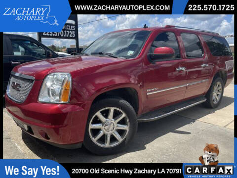 2013 GMC Yukon XL for sale at Auto Group South in Natchez MS
