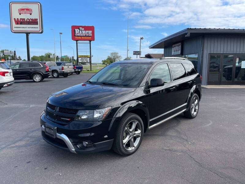 2016 Dodge Journey for sale at Welcome Motor Co in Fairmont MN