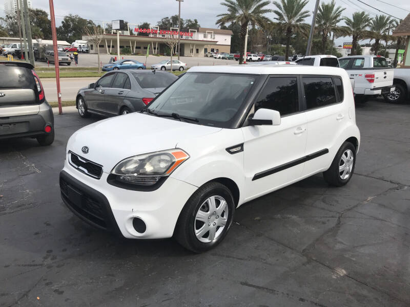 2012 Kia Soul for sale at Riviera Auto Sales South in Daytona Beach FL
