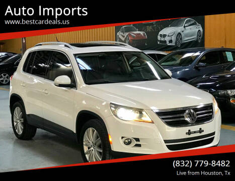 2010 Volkswagen Tiguan for sale at Auto Imports in Houston TX