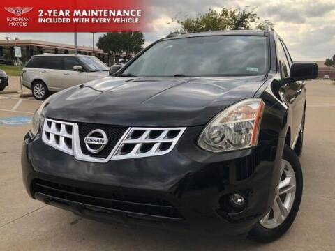 2013 Nissan Rogue for sale at European Motors Inc in Plano TX