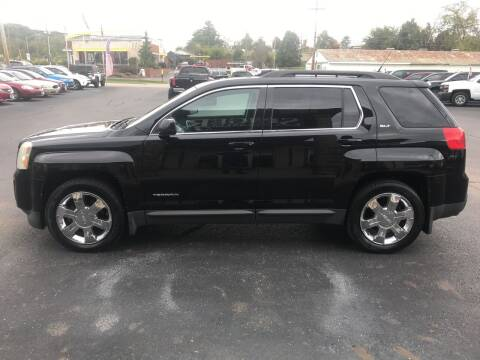 2011 GMC Terrain for sale at Singer Auto Sales in Caldwell OH