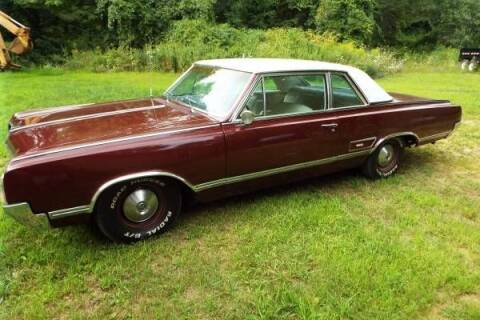 1965 Oldsmobile 442 for sale at Classic Car Deals in Cadillac MI