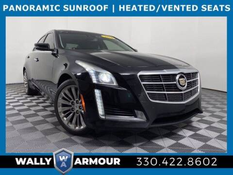 2014 Cadillac CTS for sale at Wally Armour Chrysler Dodge Jeep Ram in Alliance OH