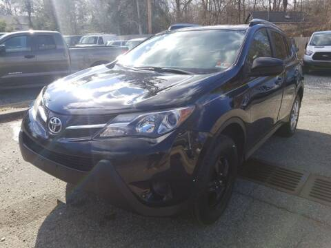 2013 Toyota RAV4 for sale at AMA Auto Sales LLC in Ringwood NJ
