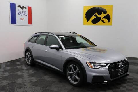 2021 Audi A6 allroad for sale at Carousel Auto Group in Iowa City IA