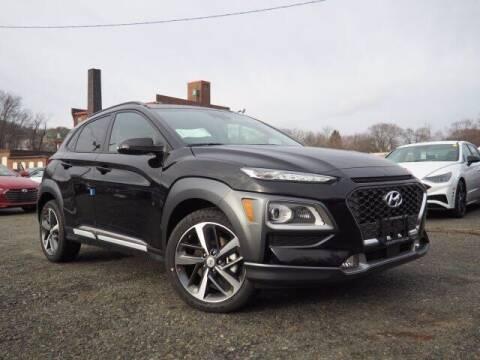 2021 Hyundai Kona for sale at Mirak Hyundai in Arlington MA