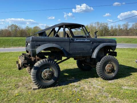 1969 Ford Bronco for sale at AB Classics in Malone NY