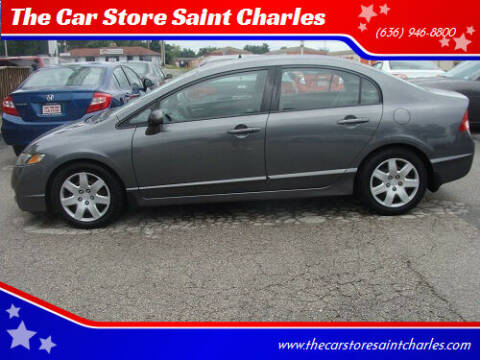 2011 Honda Civic for sale at The Car Store Saint Charles in Saint Charles MO