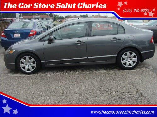 2011 Honda Civic for sale at The Car Store Saint Charles in Saint Charles MO