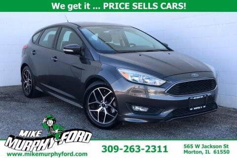 2015 Ford Focus for sale at Mike Murphy Ford in Morton IL