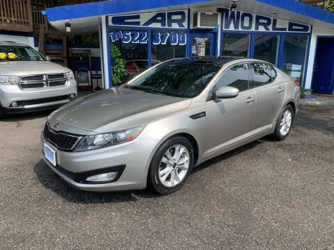 2011 Kia Optima for sale at Car World Inc in Arlington VA