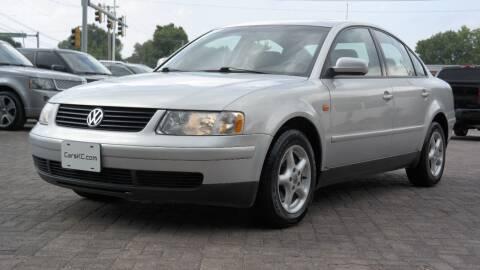 1999 Volkswagen Passat for sale at Cars-KC LLC in Overland Park KS